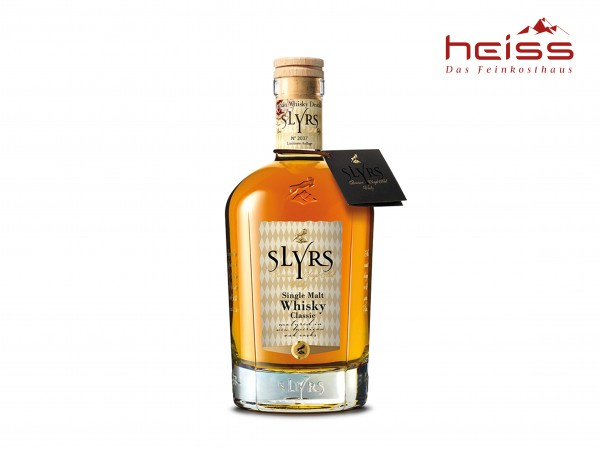 SLYRS Single Malt Whisky | 0,7l