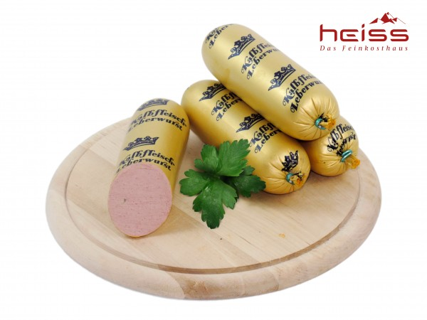 Delikatessen Leberwurst | Gold-Darm | 200g