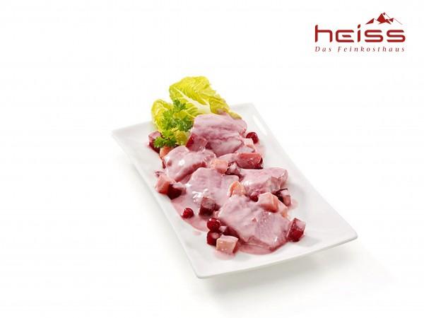 Heringssalat | rot