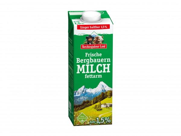 Bergbauernmilch 1,5 % | 1 l
