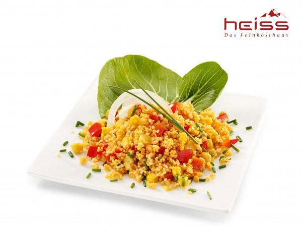 Pikanter Couscous-Salat