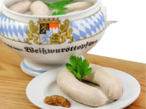 Bayerische Weißwürste