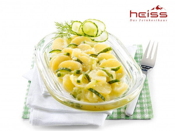 Kartoffel-Gruken-Salat