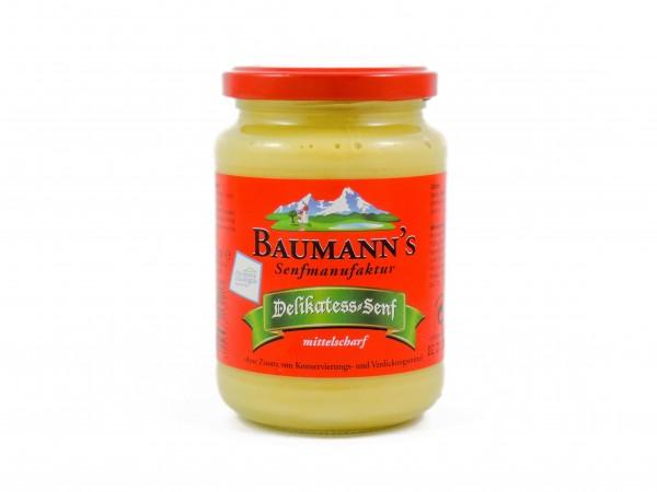 Delikatess-Senf | 335 ml