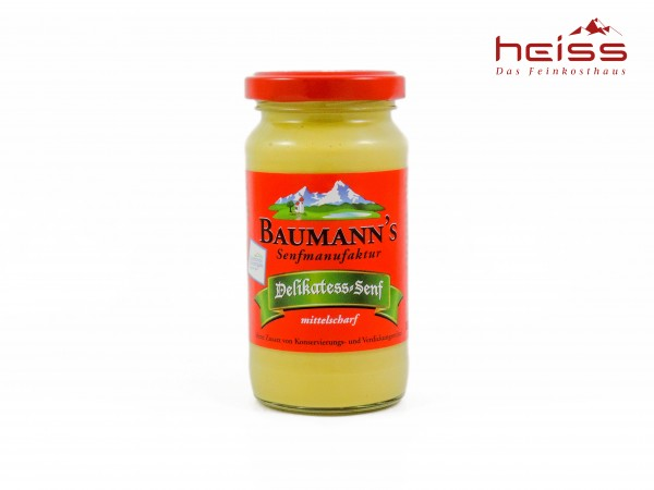 Delikatess-Senf | 200 ml