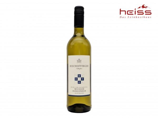 Weißer Burgunder | halbtrocken | 0,75 l